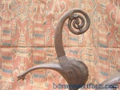 majesticcreaturesculpturemmhornbillrhinostatuefigurefigurinebird