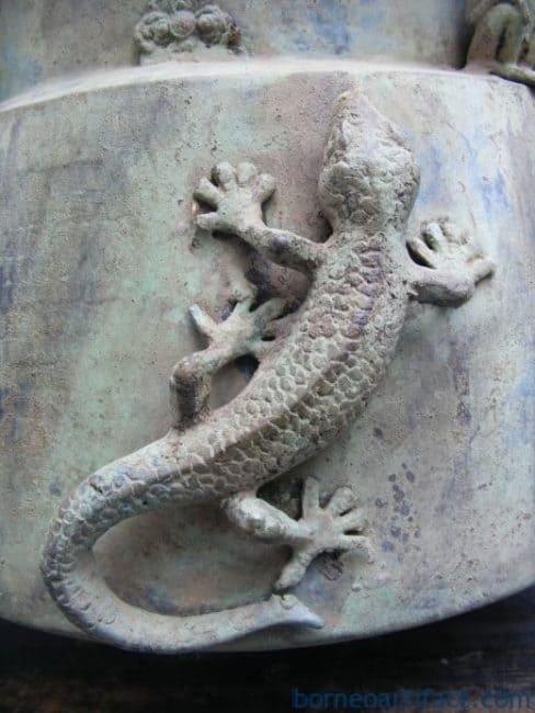 #GIANTBRASSBASINUnderwaterDiscoveryIndonesiaCrocodile&AncestralFigure