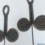 Phallic earring