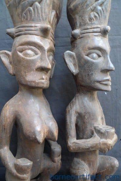 Chieftain Statue