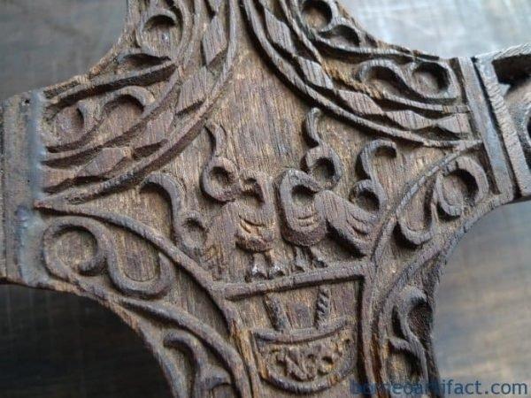 LETIANCESTRALALTARTafuWorshipImageOldArtifactStatueSculptureArt#