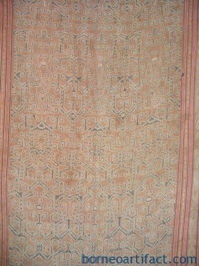 MASSIVE XXXL ANTIQUE Ancestral Ritual Textile BLANKET Artifact Fabric Cloth
