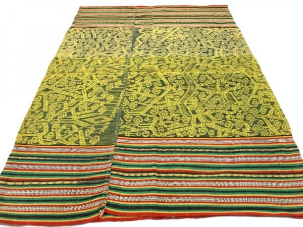 GIRL SARONG BIDAN Kain Kebat Style 640mm Tribal GARMENT Skirt LADIES WOMEN DRESS #303