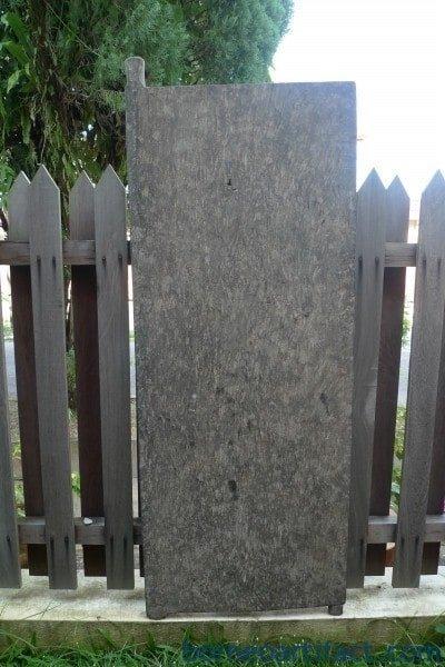 AUTHENTIC ANTIQUE DAYAK PANEL / DOOR Sculpture Image Icon Tribal Interior Borneo