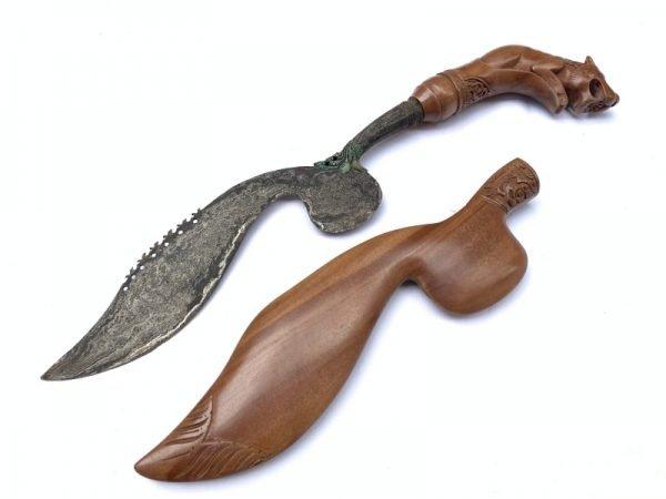 Kujang Weapon