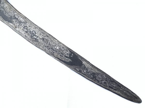 Silat Kris Gorgeous 460mm Keris Palembang Weapon Knife Dagger Sword Arms