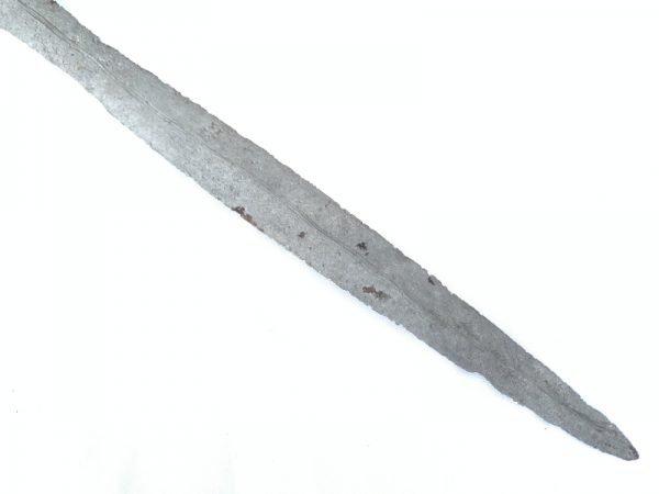 (PAMOR: Lidi Sebatang) 540mm Keris Knife Weapon Sword Dagger Kriss Kris Blade