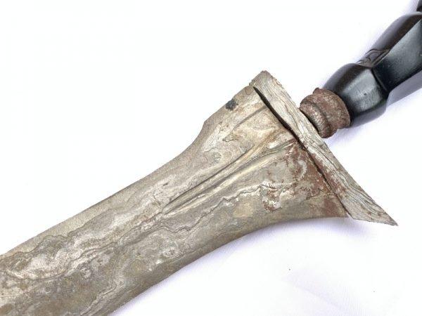 (3.3 lb MEGASIZE XXXL DAGGER KRISS) Knife Weapon Sword Dagger Kriss Keris Tribal Asian