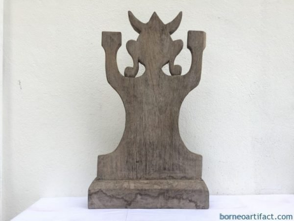 CHIEFTAINFIGUREmmINDONESIASTATUETribalSculptureArtefactArtifactNias
