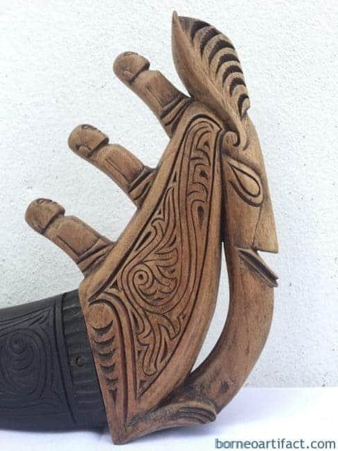 DRAGONNAGAmmCONTAINERTribalChamberStatueMedicineBoxSculpture#