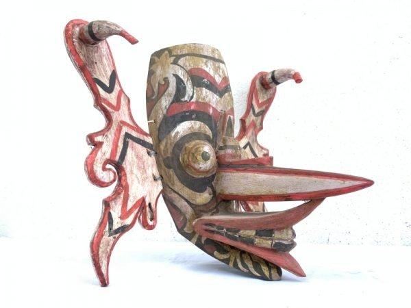 Dancing Mask