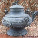 Antique BRUNEI KETTLE