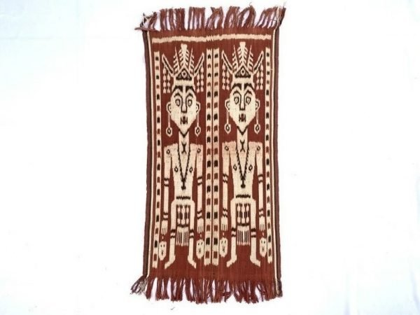 RITUAL TEXTILE 1920mm BLANKET Tribe Tribal Asia Traditional Cloth Fabric Wall Hanging