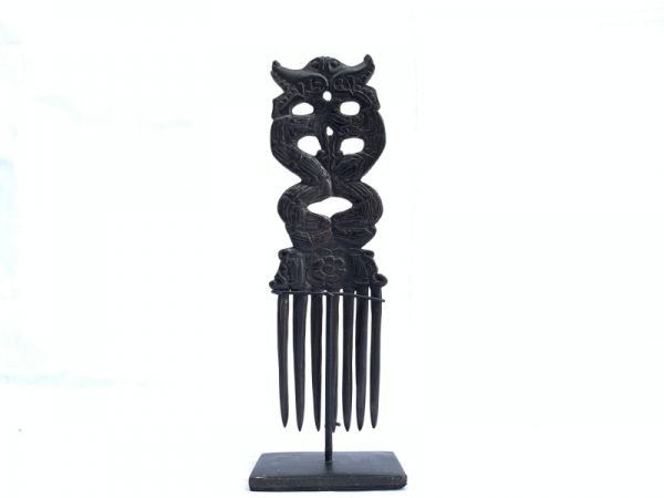 HAIRPIN 210mm NAGA HEADDRESS Tribal Crown Comb Women Accessories Asia Asian Culture