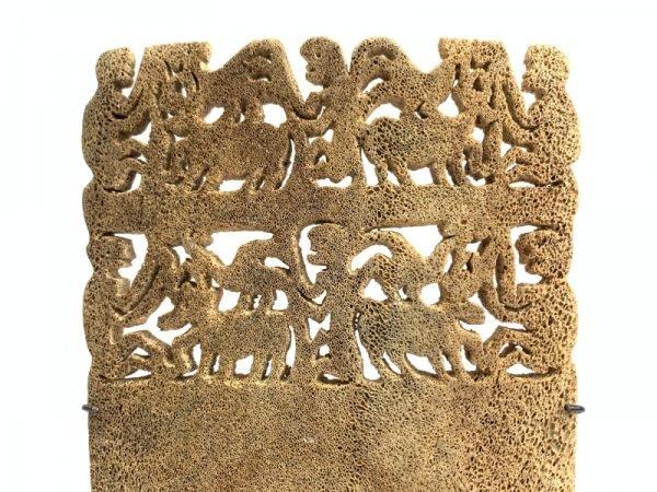 TRIBAL WOMEN HEADDRESS (XXXL 300mm Crown) Sumba indonesian jewelry Comb Hairpin Asia Artifact