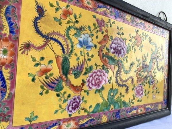 chinese wall panel