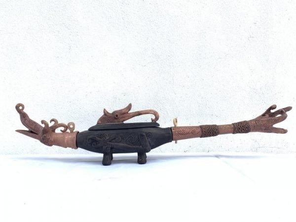 NAGAMORSARANGmmBATAKCONTAINERJewelryMedicineStatueChamberSculptureFigureASIA
