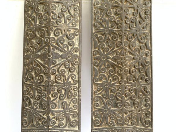 Wood Carving Tribal Armor War Carved Native Shield (Borneo Harvesting Rites Asia Home Deco)