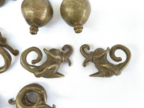 Large Collection Tribal Earrings Ear weight Body Jewelry Adornment (Asian Borneo)