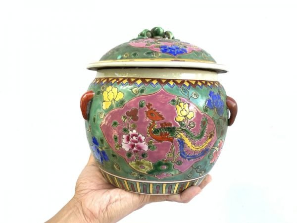 COVERED BOWL