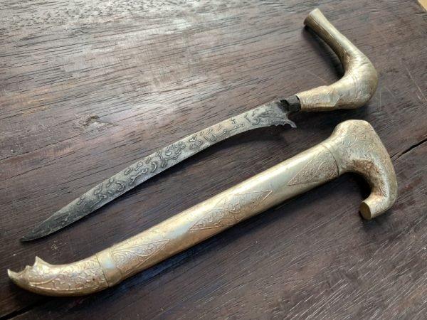Malay Knife